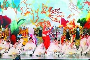 """""""两节""""开幕式昨晚唱响大礼堂,3D巨屏尽显亚洲风情,摇滚版《亚洲雄风》很惊艳"""