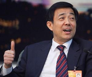 薄熙来出席重庆代表团全体会议