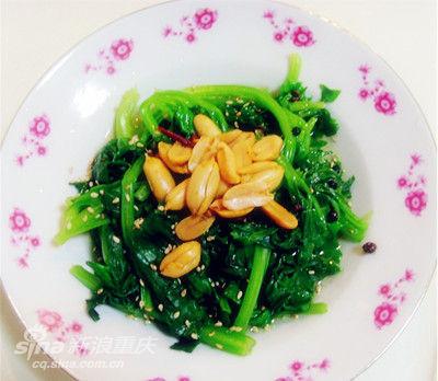 美食厨房:春季减肥时节 7款瘦腿芹菜美食做法