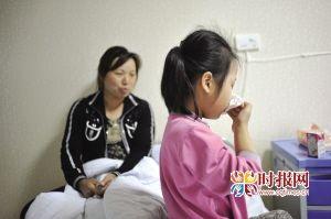 渝北区重庆华爱医院,陈雨已经在当天上午做完鼻子手术