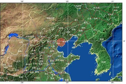 震中位置,来源:中国地震台网中心