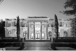 中国夫妇买到的贝弗利山庄法式豪宅