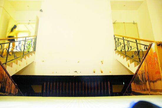 ktv楼梯口背景墙装修效果图