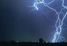 雷雨天出行注意安全