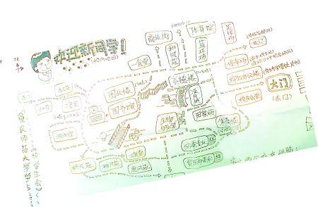 新疆手绘羊皮地图