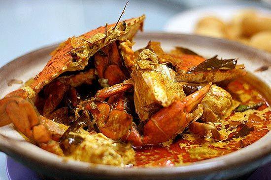 食客厨房:面炸蟹 10