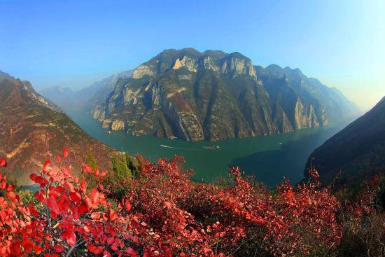 重庆巫山_最美三峡在巫山 漫山红叶正当时_城市生活_新浪重庆_新浪网