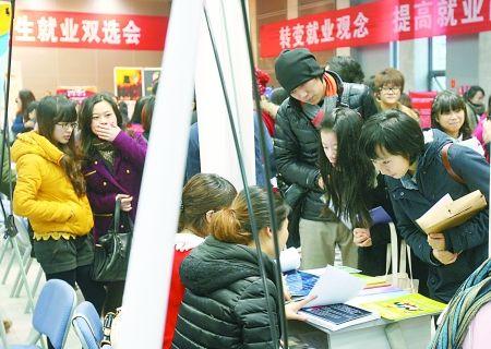 昨日,大学城,川美(美术、设计类)毕业生就业双选会