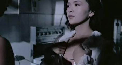 陈玉莲早前三级片剧照。