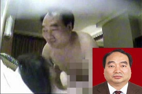 重庆市北碚区委书记雷政富不雅视频曝光。