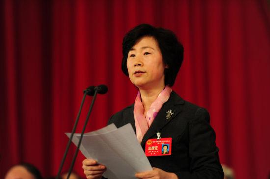 张轩当选重庆市四届人大常委会主任