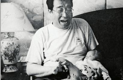 李双江老来得子。