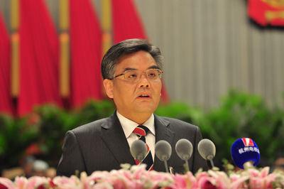 杭州市长邵占维两会期间在京去世(图/简历)