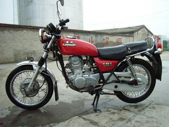 致青春-那些早已离你远去的摩托车_重庆车市_
