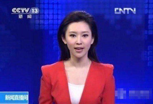 央视最美实习主播王音棋 酷似刘亦菲