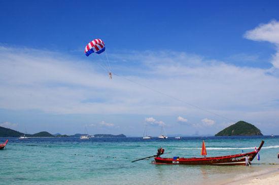 泰国国家旅游局来渝路演 推介普吉品质度假游