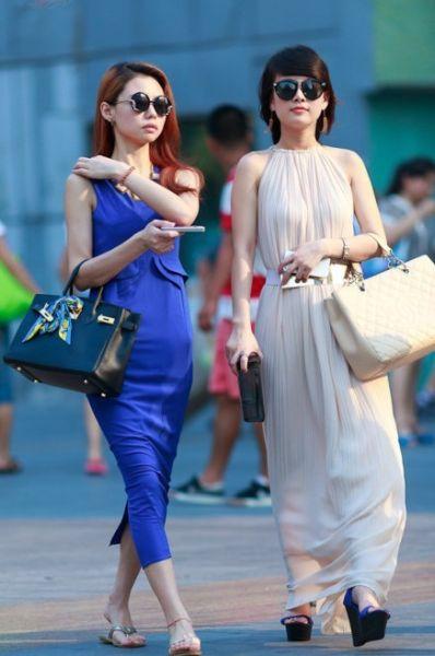 重庆美女最新街拍