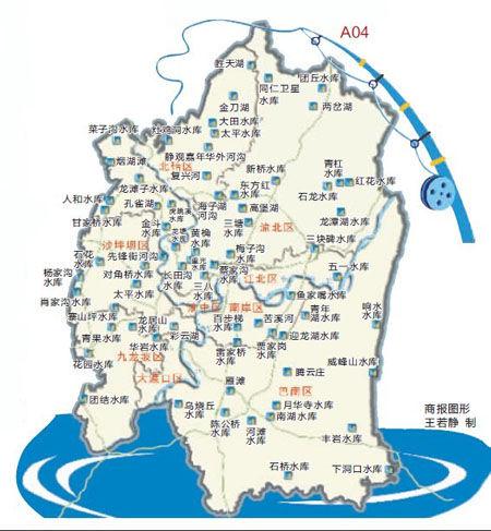 重庆官员不照雅全图 重庆地图全图,重庆地图全图高清版图片