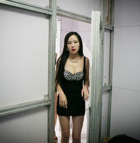 揭秘90后美女模特生活