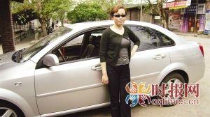 大学城,吴艳丽的车平时基本处于闲置状态,所以才开始了车子出租业务
