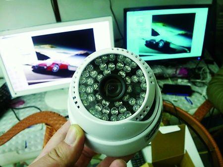 摄像头一旦与互联网相连都容易被黑客入侵