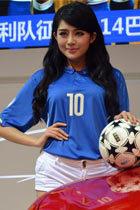 2014重庆车展高清车模7