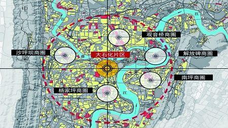 重庆融汇半岛地图