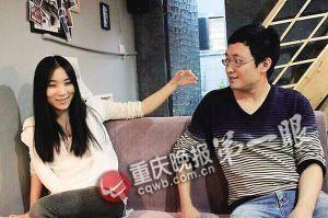 木芷与小杨在自己的奶茶店