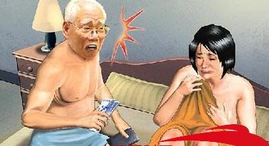 """七旬老人寻欢时猝死 """"龟公""""怕暴露抛尸野外"""