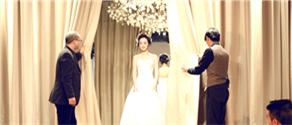 十大女神演绎婚纱大秀