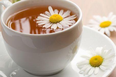 菊花茶是很常见的一种花茶