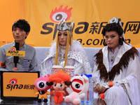 重庆本土COS团体力助动漫节