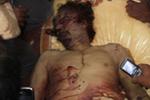 卡扎菲殒命