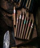 古巴顶级雪茄制作过程