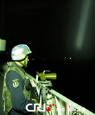 中国海军护航逾三年