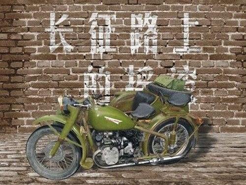 采用交流发电机的摩托车
