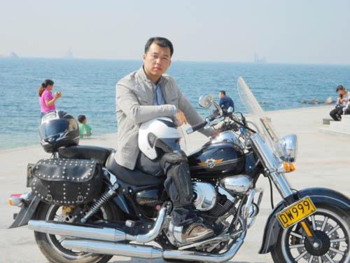 走自己的路 我和钱江巡航者北上行_重庆车市