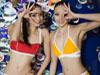 奥运中国军团美女