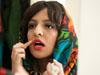 面纱后的伊朗女性