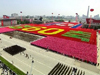 朝鲜纪念停战阅兵