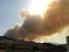 山东威海突发大火