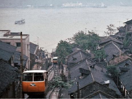 80年代老重庆