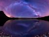 摄影师拍璀璨夜空