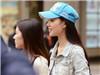 重庆街拍打望美女