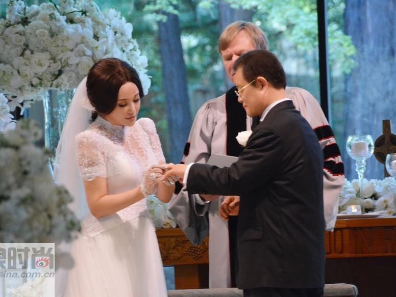 盘点2013明星婚礼