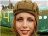 俄美女空降兵爆红