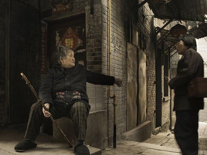 重庆老街最后影像