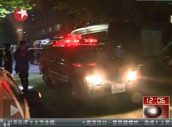 视频:武汉一民房爆炸起火致1死16伤