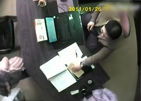 官员受贿视频