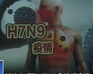 视频:上海新增2例H7N9禽流感病例